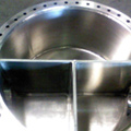 Polished Hastelloy Head Assemblies for the Energy / Industrial Fans Industry